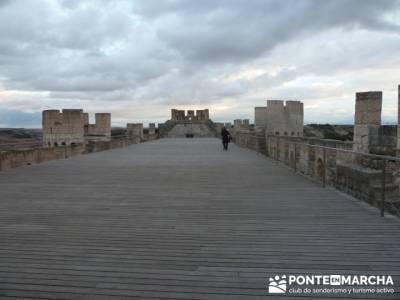 Visita enológica a Peñafiel – Ribera del Duero; rutas senderismo por madrid